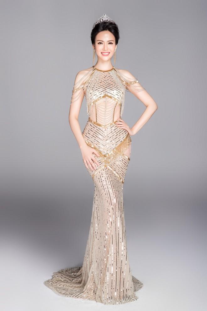 Lần đầu tiên, 14 Hoa hậu Việt Nam cùng hội ngộ, khoe nhan sắc lộng lẫy như nữ thần - ảnh 4