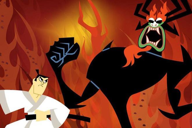 Samurai Jack - Kiệt tác hoạt hình vượt thời gian - ảnh 1