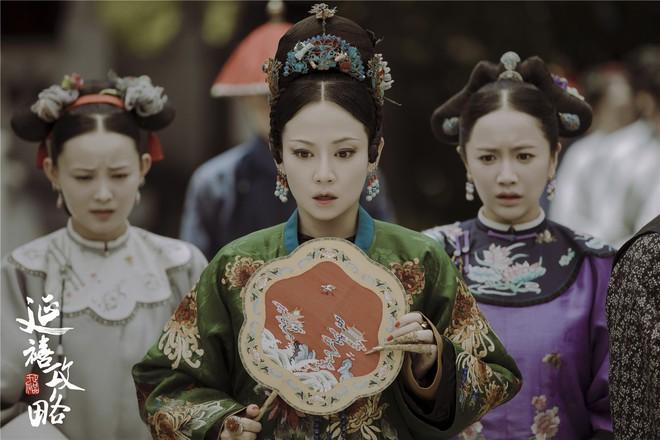 Nhan sắc cùng phong cách ngoài đời thực của 6 nàng Phi tần trong phim Diên hi công lược - Ảnh 16.