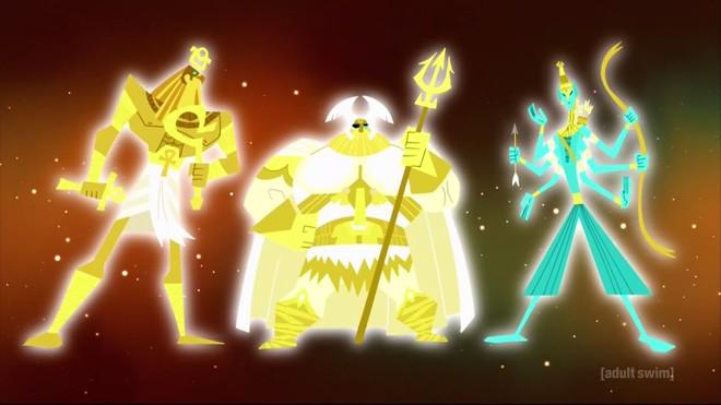 Samurai Jack - Kiệt tác hoạt hình vượt thời gian - ảnh 5