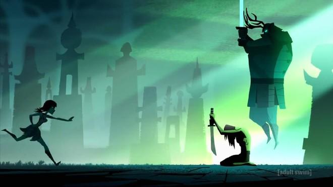 Samurai Jack - Kiệt tác hoạt hình vượt thời gian - ảnh 7