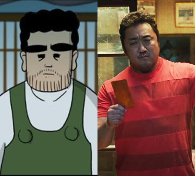 6 nhân vật phim Hàn giống nguyên tác truyện tranh đến đáng sợ - ảnh 11