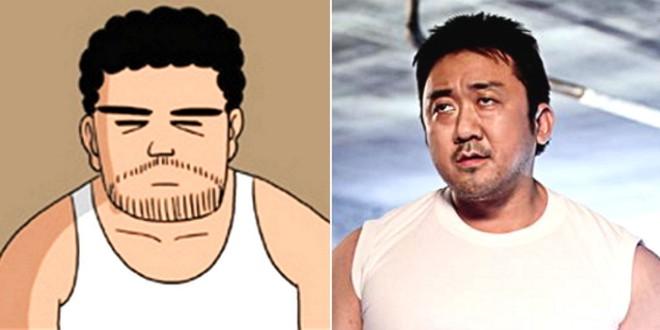 6 nhân vật phim Hàn giống nguyên tác truyện tranh đến đáng sợ - ảnh 12