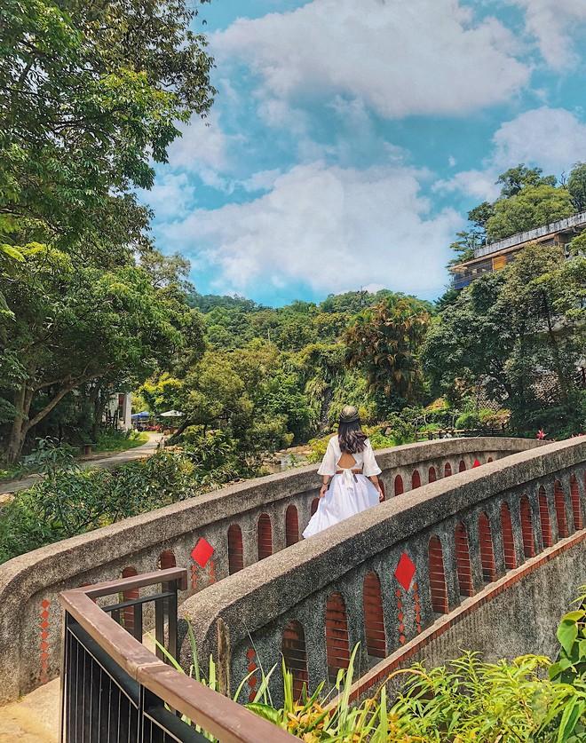 Chuyến đi 5 ngày 4 đêm của hotgirl Hà Trúc khiến ai cũng bất ngờ: Hoá ra Đài Loan còn nhiều nơi mới lạ như vậy! - ảnh 12