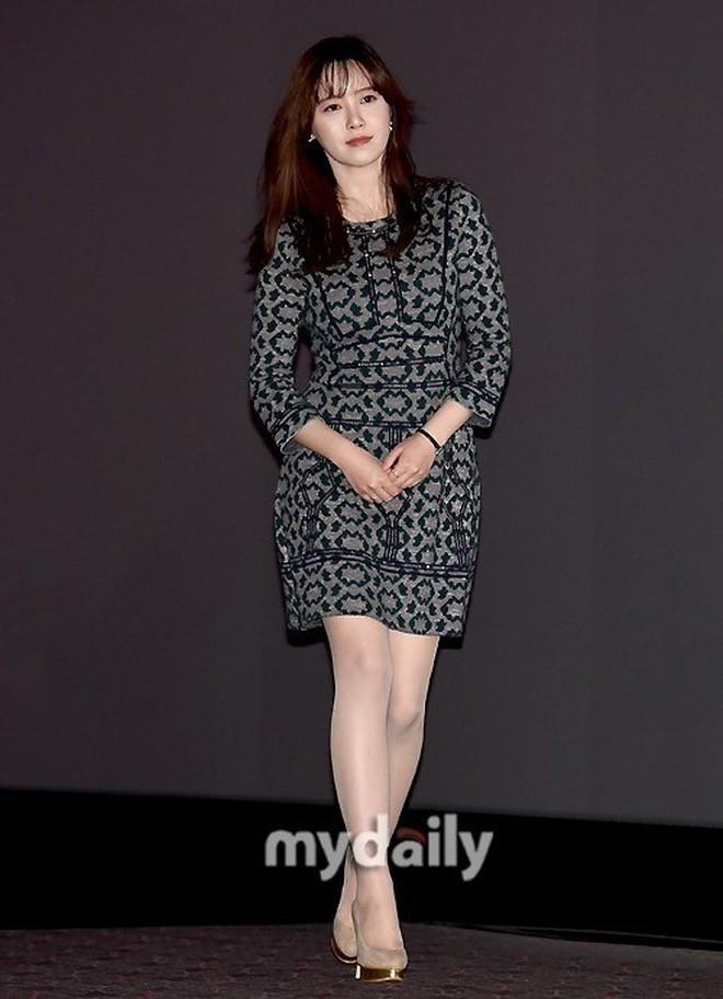 Giảm cân thành công nhưng Goo Hye Sun vẫn kém đẹp chỉ vì thói quen này khi diện váy ngắn - ảnh 4