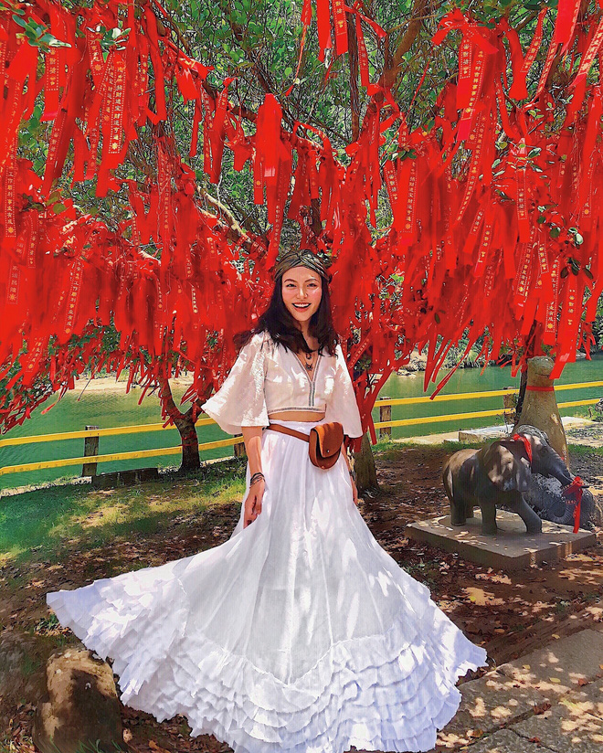 Chuyến đi 5 ngày 4 đêm của hotgirl Hà Trúc khiến ai cũng bất ngờ: Hoá ra Đài Loan còn nhiều nơi mới lạ như vậy! - ảnh 1