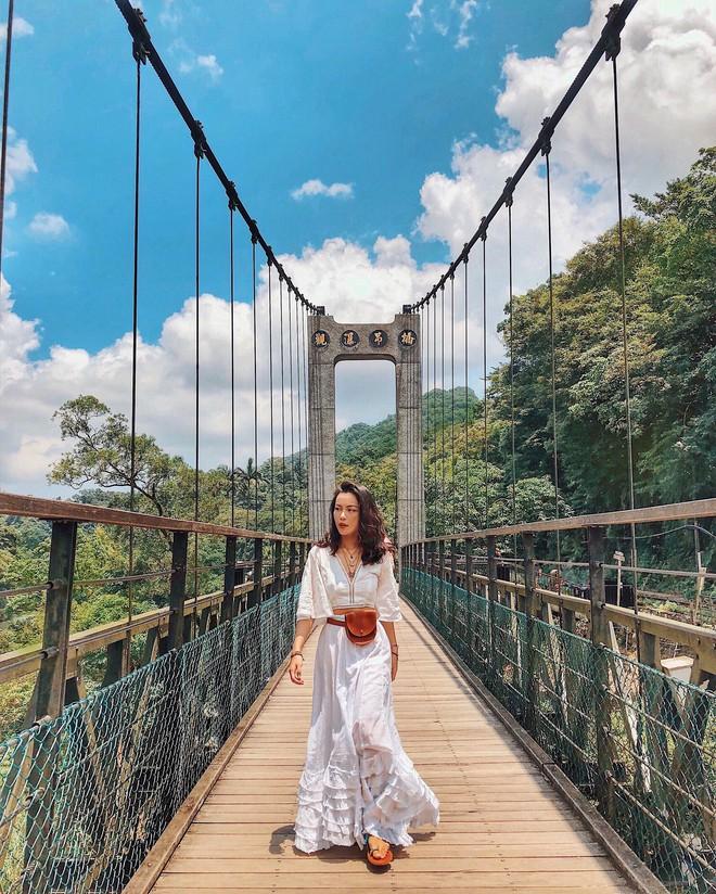 Chuyến đi 5 ngày 4 đêm của hotgirl Hà Trúc khiến ai cũng bất ngờ: Hoá ra Đài Loan còn nhiều nơi mới lạ như vậy! - ảnh 11