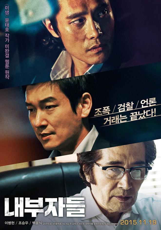 10 phim Hàn thành công nhất được chuyển thể từ truyện tranh mạng nổi tiếng (Phần 1) - ảnh 7