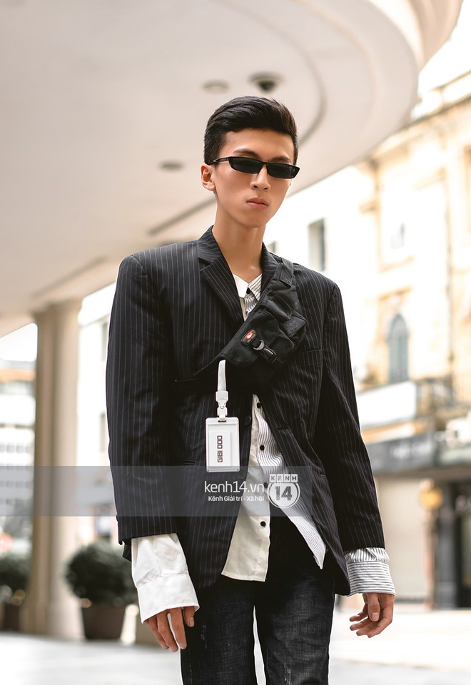 Street style 2 miền: bạn trẻ nào cũng lên đồ vừa nổi vừa chất, set đồ nào cũng ăn ảnh tuyệt đối - Ảnh 14.