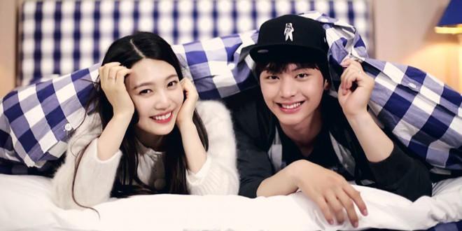 Vợ chồng Sungjae (BtoB) - Joy (Red Velvet): Chia tay 3 năm vẫn được nhà đài gán ghép nhiệt tình - ảnh 1
