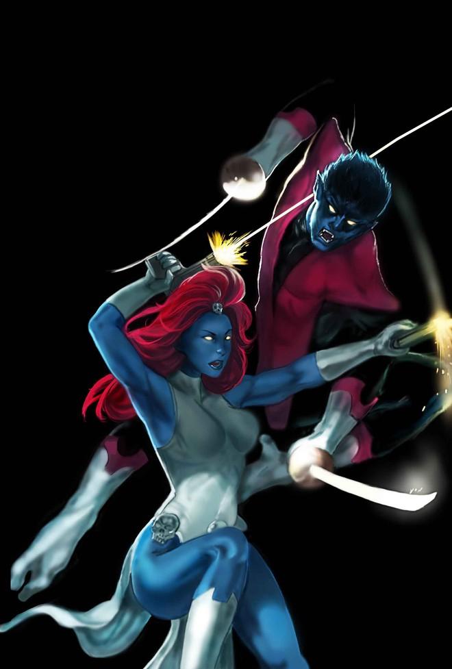 8 cặp nhân vật Marvel tưởng không lan quyên hoá ra lại là họ hàng với nhau - ảnh 3