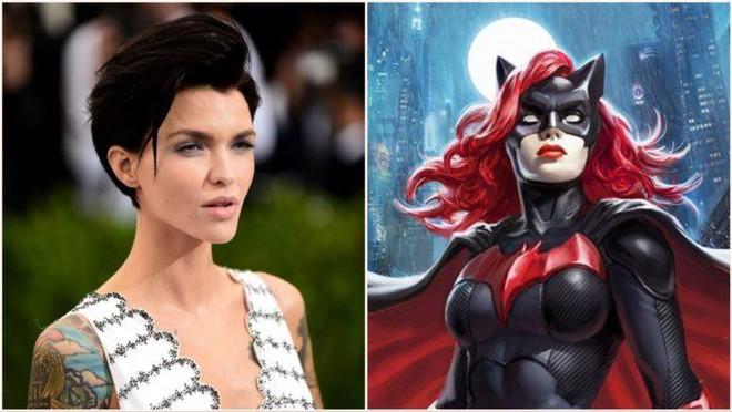 """Diễn viên đồng tính Ruby Rose xoá tài khoản Twitter vì nhận đầy """"gạch đá"""" cho vai Batwoman - ảnh 5"""