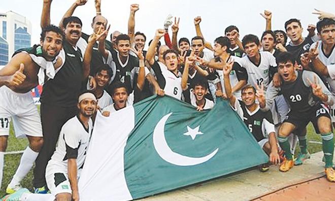 Người Pakistan tự tin khiến đội tuyển Olympic Việt  Nam gặp khó - ảnh 1