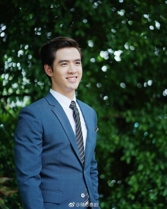 Top anh xã quốc dân mới của làng giải trí Thái Lan: Toàn tài tử cực phẩm nhưng bất ngờ nhất là vị trí đầu tiên - ảnh 2