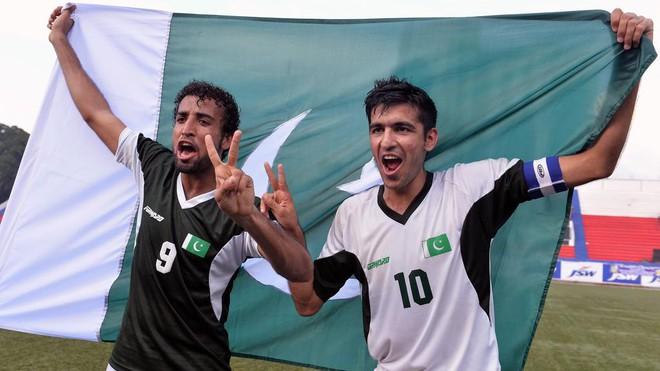 Người Pakistan tự tin khiến đội tuyển Olympic Việt  Nam gặp khó - ảnh 2