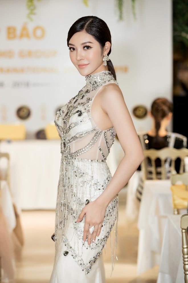Không ngoài dự đoán, Trương Mỹ Nhân và Ngọc Châu Next Top thẳng tiến vào Top 15 Miss Supranational Vietnam 2018 - ảnh 4