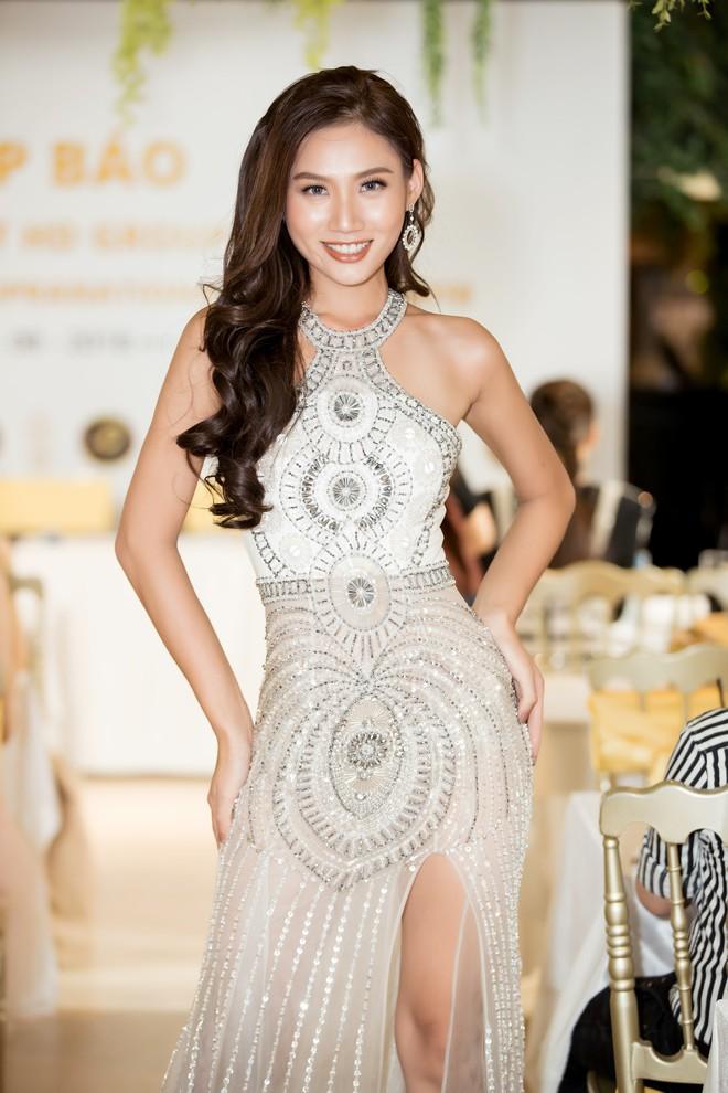 Không ngoài dự đoán, Trương Mỹ Nhân và Ngọc Châu Next Top thẳng tiến vào Top 15 Miss Supranational Vietnam 2018 - ảnh 9