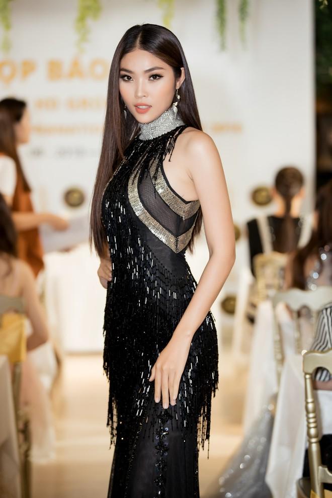 Không ngoài dự đoán, Trương Mỹ Nhân và Ngọc Châu Next Top thẳng tiến vào Top 15 Miss Supranational Vietnam 2018 - ảnh 10