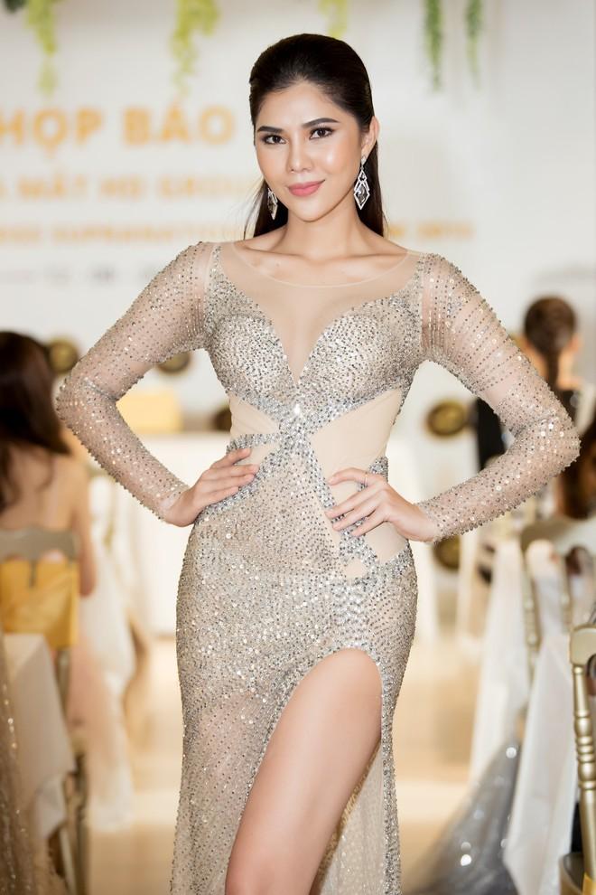 Không ngoài dự đoán, Trương Mỹ Nhân và Ngọc Châu Next Top thẳng tiến vào Top 15 Miss Supranational Vietnam 2018 - ảnh 6