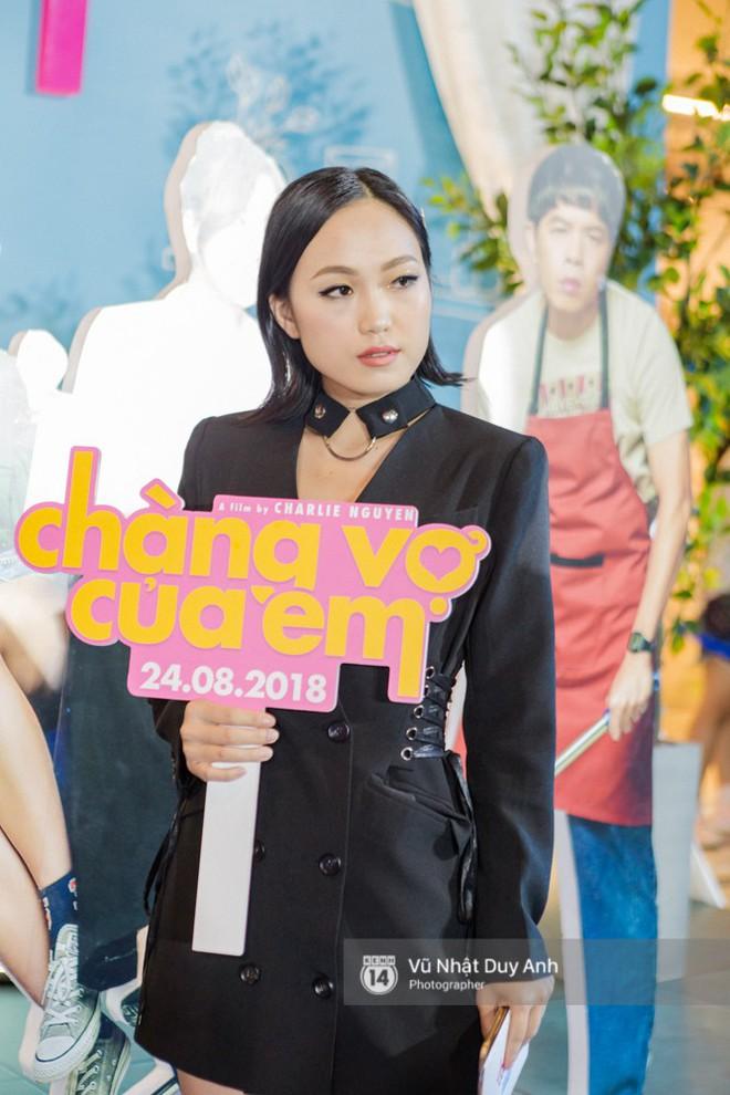 Chàng vợ Thái Hòa hóa soái ca, cạnh tranh nhan sắc với Hứa Vĩ Văn tại đêm ra mắt phim mới - ảnh 15