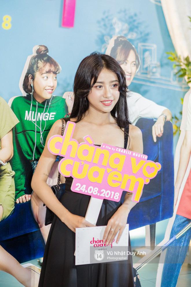 Chàng vợ Thái Hòa hóa soái ca, cạnh tranh nhan sắc với Hứa Vĩ Văn tại đêm ra mắt phim mới - ảnh 12
