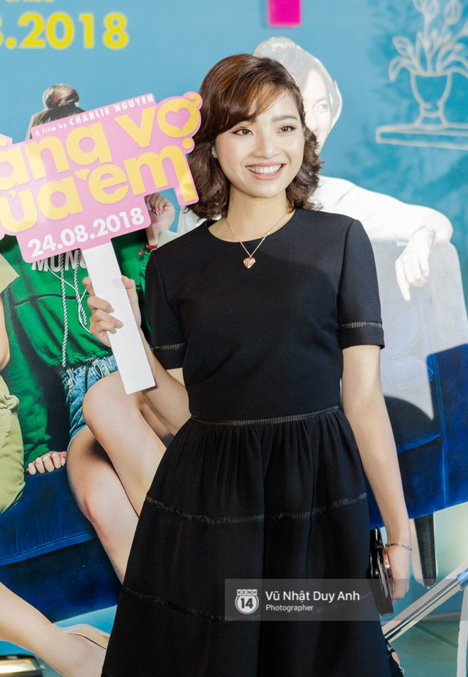 Chàng vợ Thái Hòa hóa soái ca, cạnh tranh nhan sắc với Hứa Vĩ Văn tại đêm ra mắt phim mới - ảnh 14