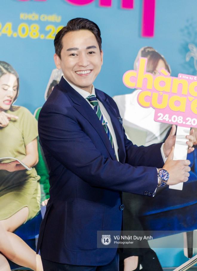 Chàng vợ Thái Hòa hóa soái ca, cạnh tranh nhan sắc với Hứa Vĩ Văn tại đêm ra mắt phim mới - ảnh 3