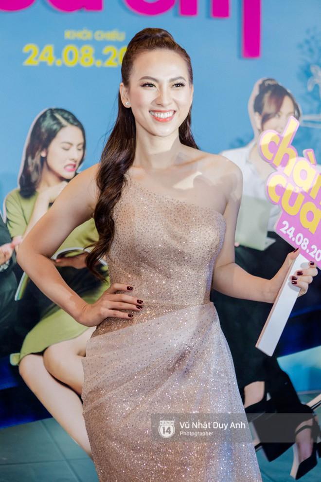 Chàng vợ Thái Hòa hóa soái ca, cạnh tranh nhan sắc với Hứa Vĩ Văn tại đêm ra mắt phim mới - ảnh 5