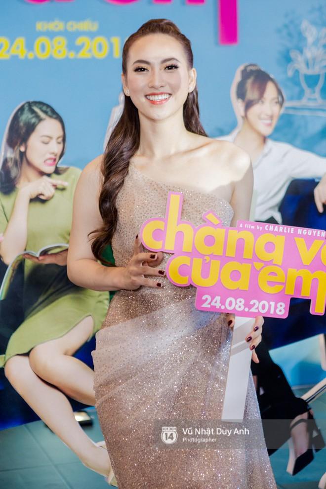 Chàng vợ Thái Hòa hóa soái ca, cạnh tranh nhan sắc với Hứa Vĩ Văn tại đêm ra mắt phim mới - ảnh 4
