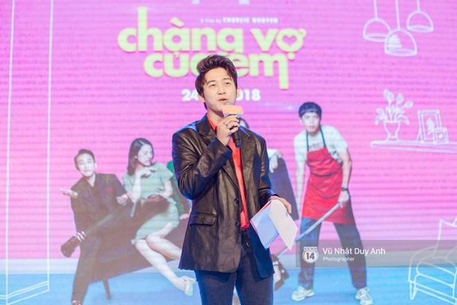 Chàng vợ Thái Hòa hóa soái ca, cạnh tranh nhan sắc với Hứa Vĩ Văn tại đêm ra mắt phim mới - ảnh 8