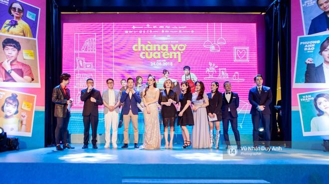 Chàng vợ Thái Hòa hóa soái ca, cạnh tranh nhan sắc với Hứa Vĩ Văn tại đêm ra mắt phim mới - ảnh 10