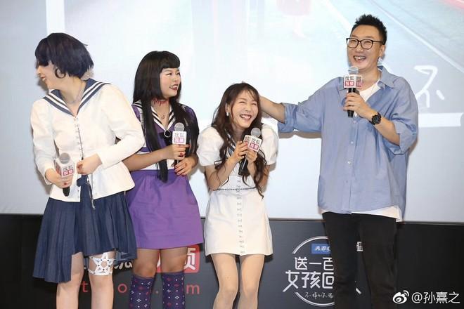 Girlband xấu nhất lịch sử Trung Quốc tổ chức fan meeting, dân tình chê bai không tiếc lời - ảnh 4