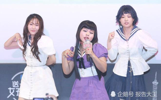 Girlband xấu nhất lịch sử Trung Quốc tổ chức fan meeting, dân tình chê bai không tiếc lời - ảnh 3