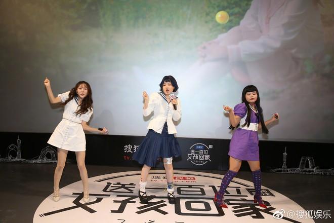 Girlband xấu nhất lịch sử Trung Quốc tổ chức fan meeting, dân tình chê bai không tiếc lời - ảnh 6