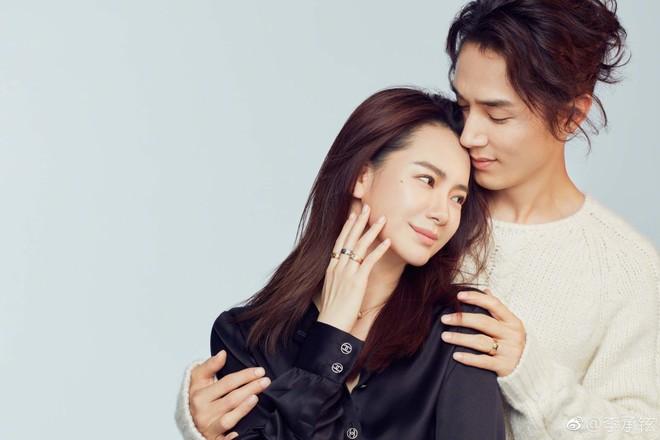 Ngày Thất Tịch: Các cặp đôi thi nhau khoe ảnh ngọt ngào, riêng Phạm Băng Băng - Lý Thần mất hút - ảnh 9