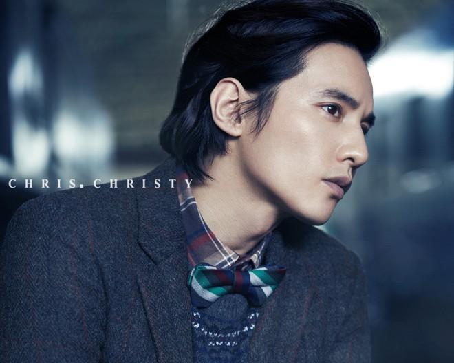 Song Joong Ki gây náo loạn khi tiếp bước Park Bo Gum để tóc dài lãng tử, liệu có phải tạo hình cho bom tấn mới? - ảnh 9