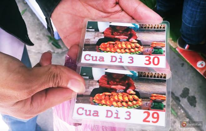 Dì Ba đã phát phiếu thứ tự và tiết lộ bí quyết khiến khách phải chờ 3,4 ngày để mua được cua - ảnh 3