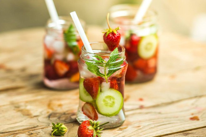 Đồ uống detox giúp bụng phẳng là có thật: Hãy thử với ly nước đơn giản, siêu rẻ ai cũng có thể làm này - Ảnh 5.