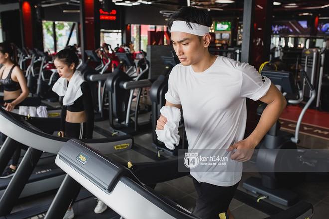 The Face Vietnam: Dàn trai xinh gái đẹp khoe dáng với phần ghi hình tập gym - Ảnh 10.