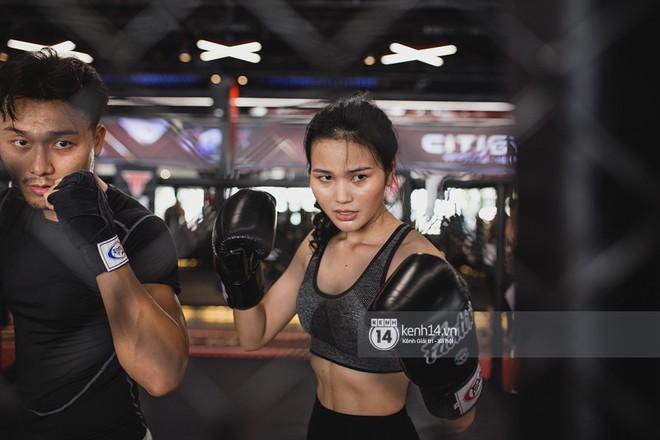 The Face Vietnam: Dàn trai xinh gái đẹp khoe dáng với phần ghi hình tập gym - Ảnh 13.
