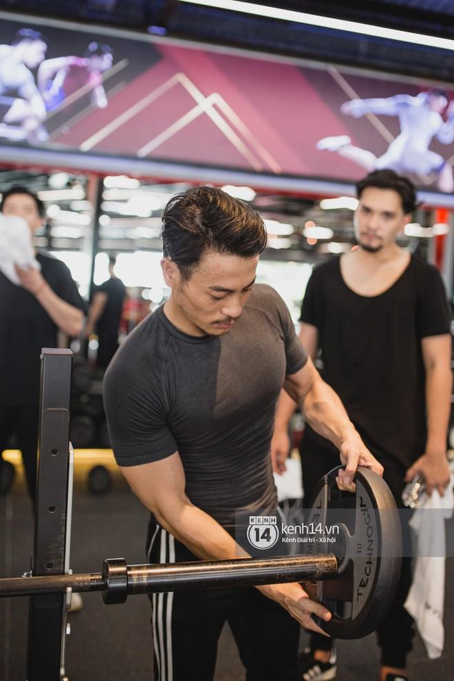 The Face Vietnam: Dàn trai xinh gái đẹp khoe dáng với phần ghi hình tập gym - Ảnh 20.