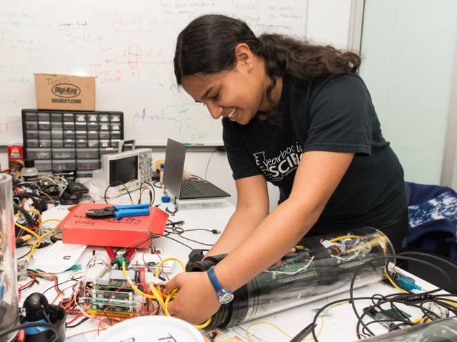#TôiDuHọcMỹ: Không phải Harvard hay MIT đây mới là ngôi trường có sinh viên thông minh nhất nước Mỹ - Ảnh 2.