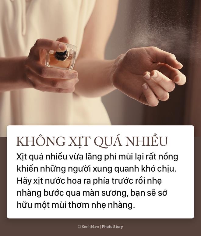 Học ngay những mẹo sử dụng nước hoa không phải ai cũng biết này để làm chủ mùi hương độc đáo - ảnh 5