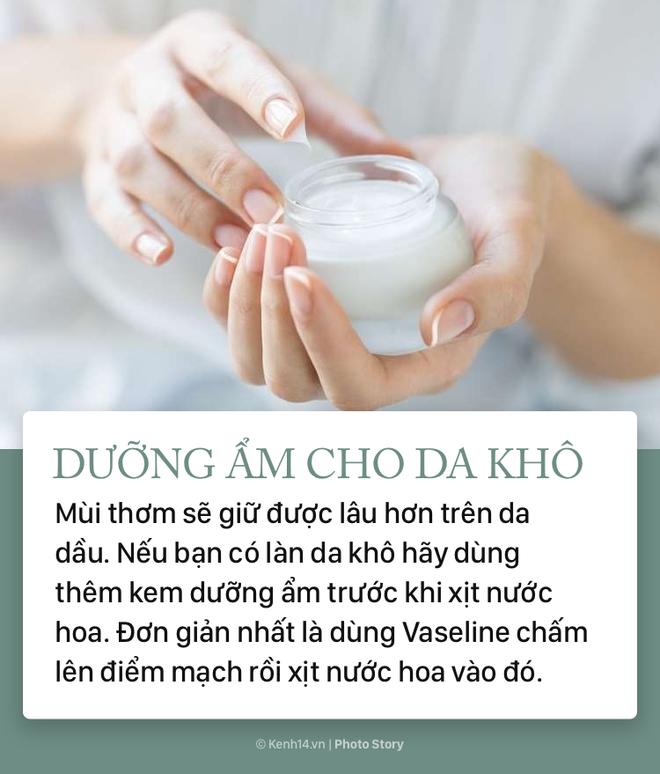 Học ngay những mẹo sử dụng nước hoa không phải ai cũng biết này để làm chủ mùi hương độc đáo - ảnh 2