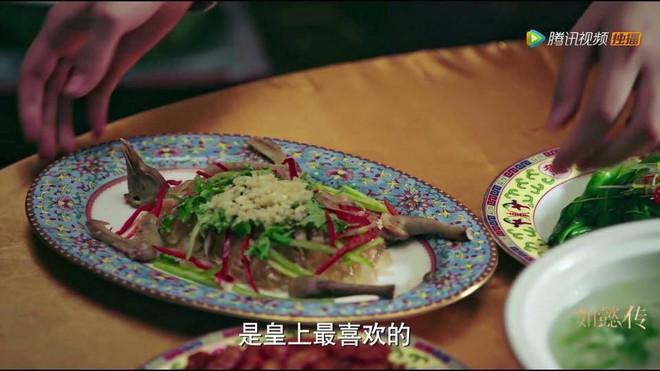 """""""Như Ý Truyện"""" mời tận 18 chuyên gia ẩm thực trổ tài, thảo nào Càn Long Hoắc Kiến Hoa đóng cảnh dùng thiện ngon mê mẩn! - Ảnh 5."""