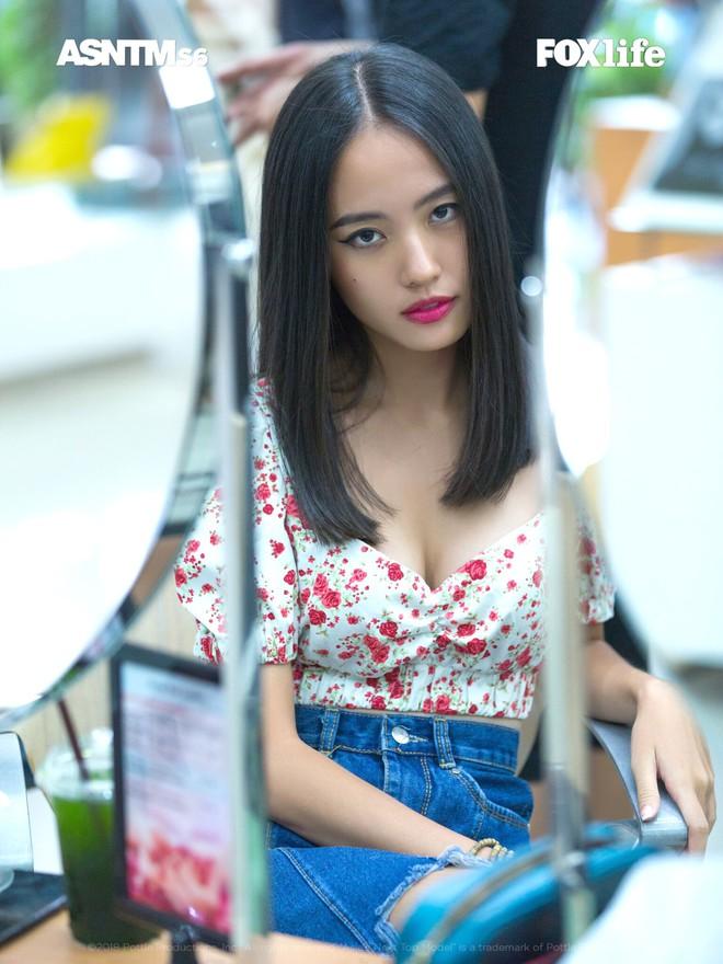 Thí sinh Next Top châu Á thay đổi diện mạo: Ủa, cắt tóc rồi đó hả? - Ảnh 3.