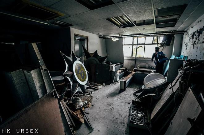 Cảnh hoang tàn của phim trường Thiệu Thị: Đế chế phim ảnh lớn nhất Hong Kong, nơi làm nên tên tuổi của hàng loạt ngôi sao nổi tiếng châu Á - ảnh 5