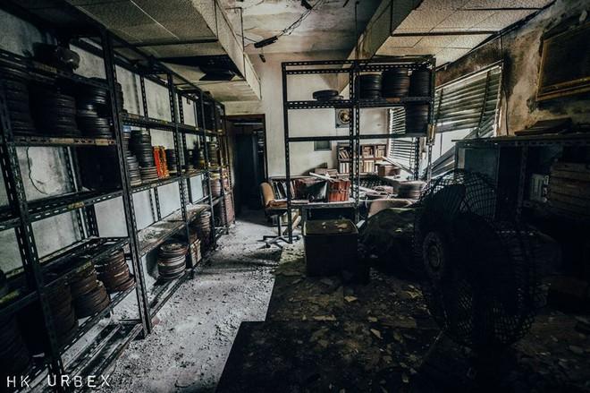 Cảnh hoang tàn của phim trường Thiệu Thị: Đế chế phim ảnh lớn nhất Hong Kong, nơi làm nên tên tuổi của hàng loạt ngôi sao nổi tiếng châu Á - ảnh 21
