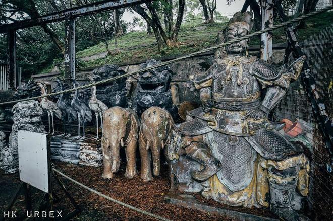 Cảnh hoang tàn của phim trường Thiệu Thị: Đế chế phim ảnh lớn nhất Hong Kong, nơi làm nên tên tuổi của hàng loạt ngôi sao nổi tiếng châu Á - ảnh 13