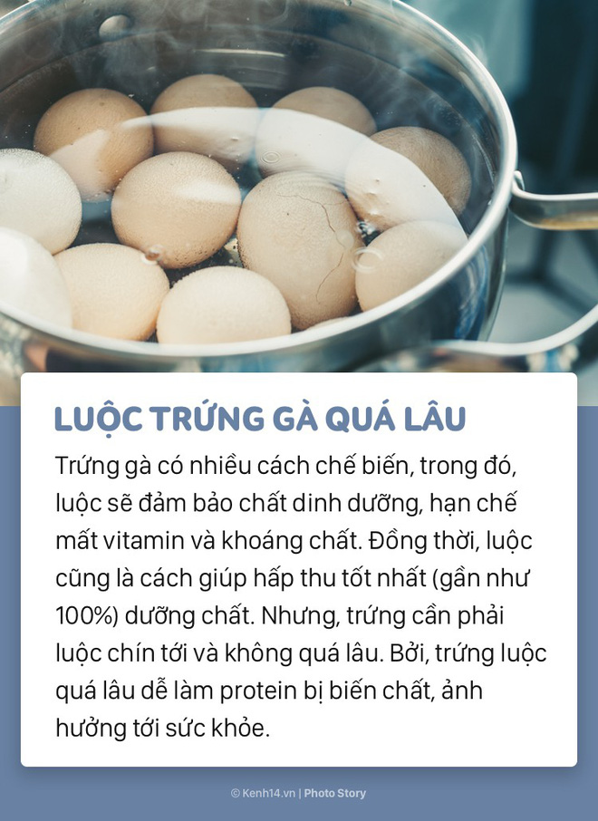 Trứng rất tốt cho cơ thể nhưng bạn cần chú ý những sai lầm sau để bảo vệ sức khỏe  - Ảnh 1.